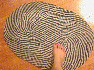 The Weaving Below Follows Same Principle That We All Used In Making Those Funny Cotton Loop Potholders Under Over If You Remember