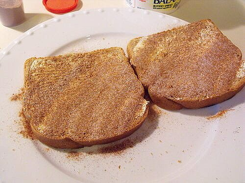 Perfect Cinnamon Toast
